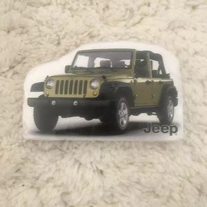 Jeep T-Shirt OSFA Packaged As A Jeep